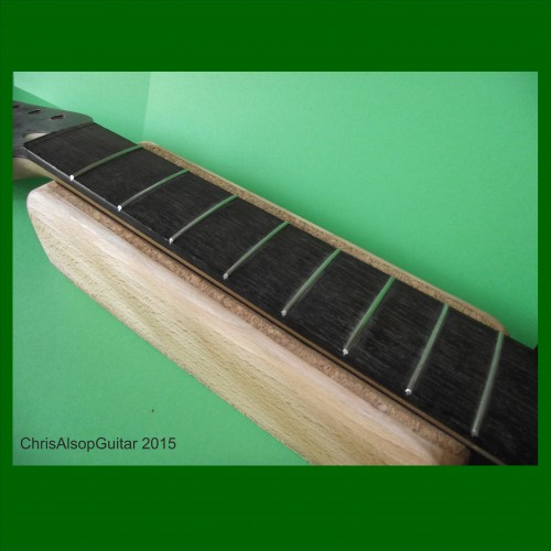Guitar Neck Rest. English Hardwood. 240mm