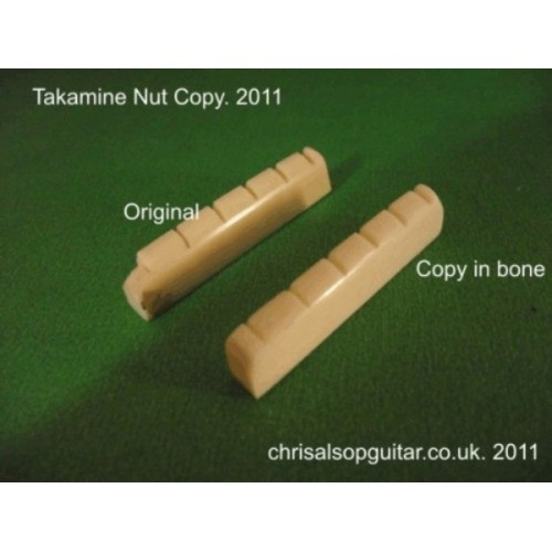 Takamine G Series Nut
