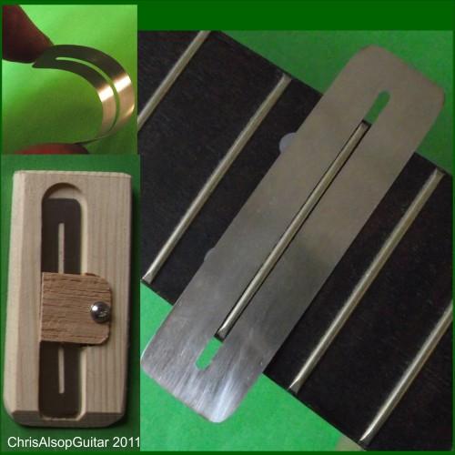 Fretboard Protector Strip