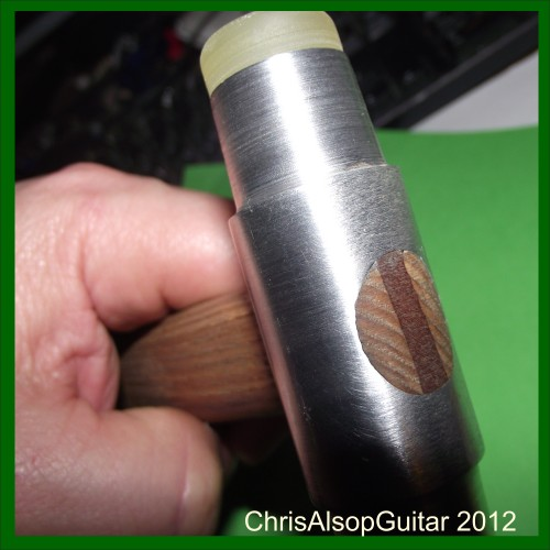 Chris Alsop Guitar Fretting Hammer