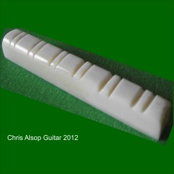 12 String Guitar Bone Nut