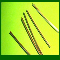 Fret Wire for 5 frets. Various Widths: 2.03mm or 2.49mm